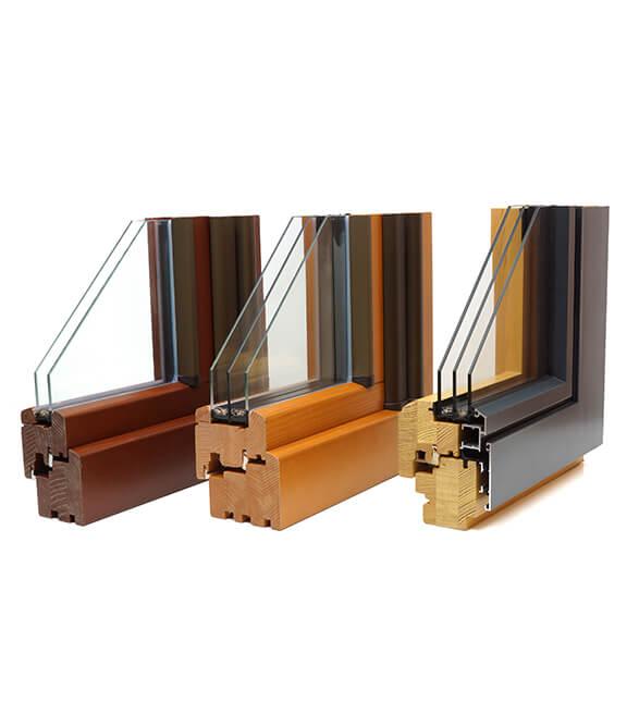 Finestre in legno alluminio - Le differenze