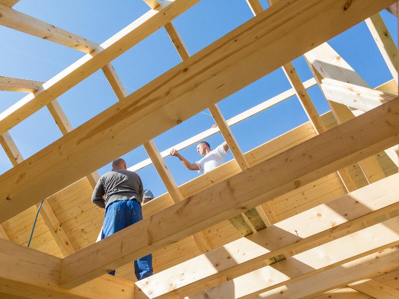 Costruzione case in legno